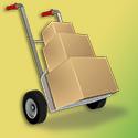 作業に要する機材の搬入